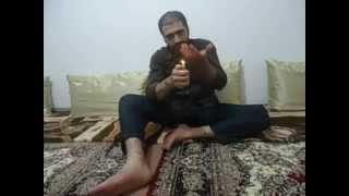 جزئیات و اثار شکنجه رضا مازندرانی توسط اطلاعات