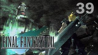 EL ACANTILADO DE GAEA - Final Fantasy VII - Ep.39 - Gameplay Español