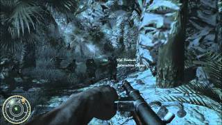 "Call of Duty: World at War- Mission 1: Intro/Semper Fi ""Veteran Mode"""