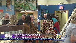 Buena Vista Museum wants to raise $25,000 for grants