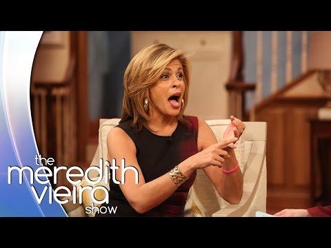 Hoda Kotb Meets Her Match: Menopause! | The Meredith Vieira Show