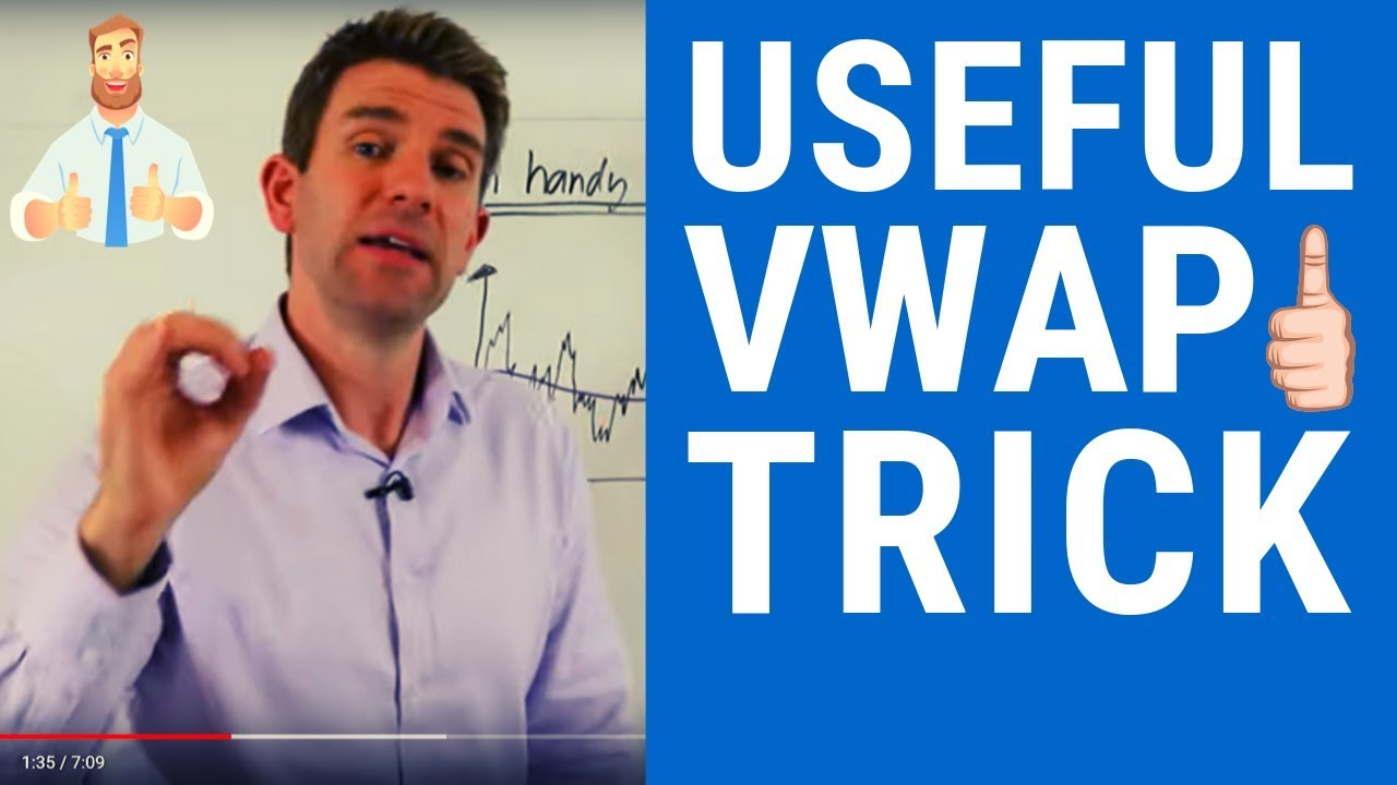 Vwap Indicator Tips And Tricks Youtube