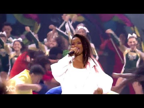 "Jennifer Hudson Performs (Come Together"")  ""XQ Live"" (Finale)"