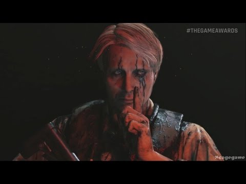 трейлер 2016 русский - Death Stranding ( Hideo Kojima ) - Game Awards 2016 Trailer