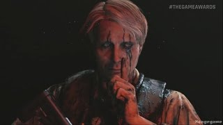 Death Stranding ( Hideo Kojima ) - Game Awards 2016 Trailer