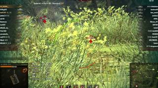 Caernarvon, Вестфилд, Стандартный бой