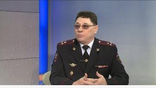Александр Горбунов: Транспортная полиция раскрывает 93% преступлений в своей сфере деятельности