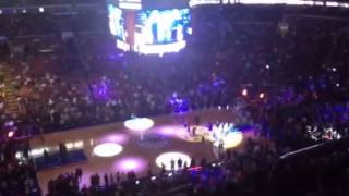 Philadelphia 76ers Introductions 2013-2014