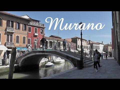 VENICE: Murano island - glass making [HD]