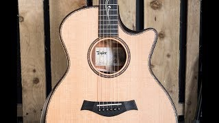Taylor K14ce Builder's Edition - Acoustic Review