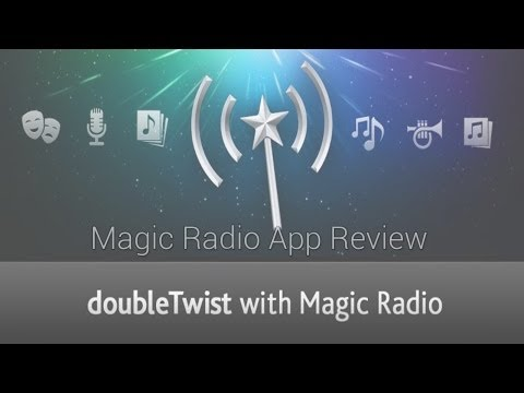 Magic Radio by doubleTwist - App Review