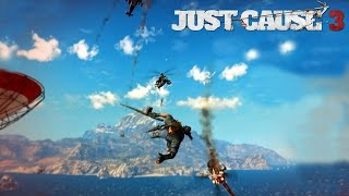 Just Cause 3 - HELICOPTER FAIL