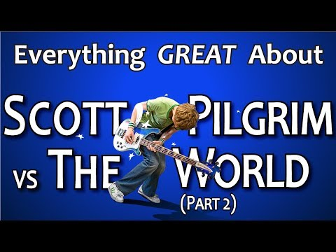 Download Youtube: Everything GREAT About Scott Pilgrim vs The World! (Part 2)