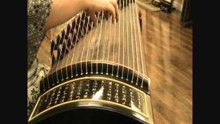 "古箏""漢宮秋月"" Guzheng ""Autumn Moon over Han Palace"" Sound of China Guzheng Basic Tutorial"