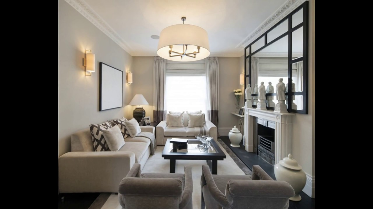 Small Living Room Decoration 6 Smart Ideas To Make It: Narrow Living Room Ideas