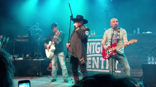 Montgomery Gentry  - Lynchburg Virginia - hillbilly shoes live March 3rd 2018