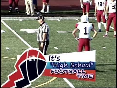 High School Football Laurel Highlands at Albert Gallatin 8/31/18