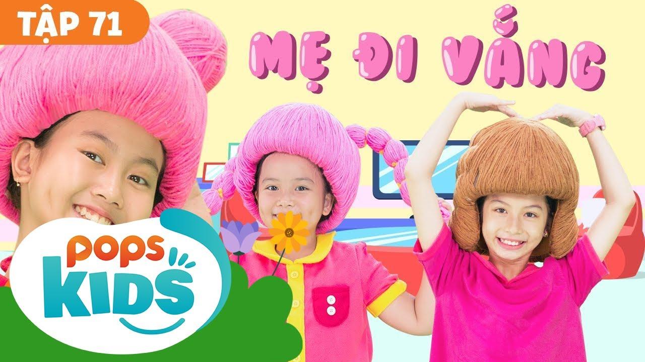 Mầm Chồi Lá Tập 71 - Mẹ Đi Vắng | Nhạc Thiếu Nhi Cho Bé | Vietnamese Songs For Kids
