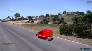Crash de l'année arma 3 Pompier