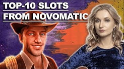 🔥TOP-10 Slots from Novomatic 2020 | Jackpots | Big Wins | Online Casino