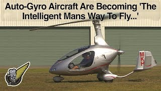 See what the new Cavalon Gyroplane is like to fly