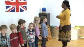 Englisch zieht in Tirols Kindergärten ein