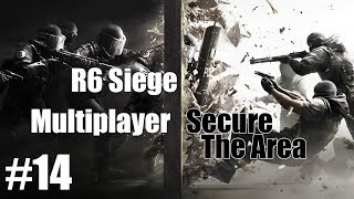 Rainbow 6 Siege PS4 Gameplay #14 (Are they Blind?)