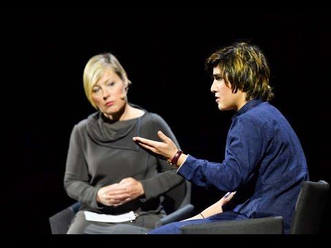 Maria Toorpakai Wazir in conversation with GIllian Tett