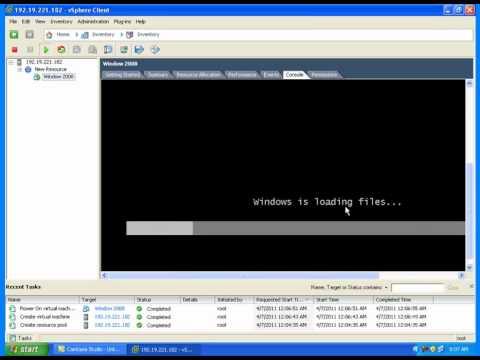 Configure MegaRAID Storage Manager In Virtual Server