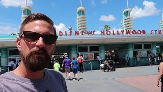 Disney's Hollywood Studios Contruction Updates, Wait Times & New Merch!