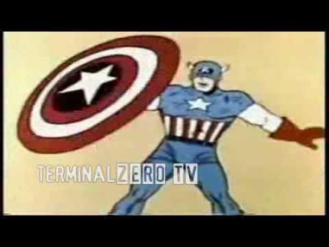 INTRO CAPITAN AMERICA AÑOS 70