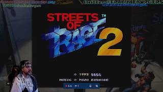 STREETS OF RAGE!2 FREE GAME FOR XBOX AND FORTNITE