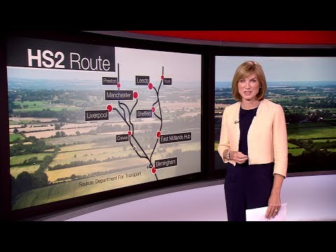 #HS2 route confirms brand new homes will be demolished
