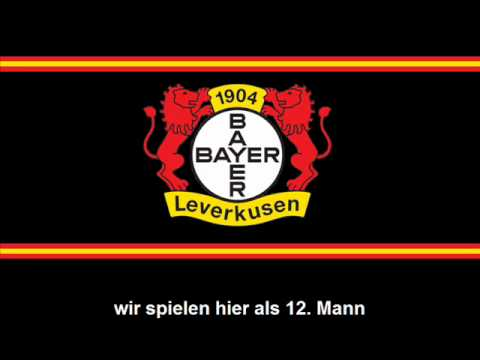 Hymne TSV Bayer 04 Leverkusen (Lyrics) – Hino do Bayer Leverkusen (letra)