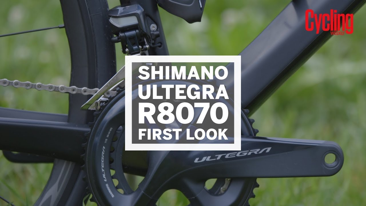 9a15eff8ac0 Shimano Ultegra R8070   First Look   Cycling Weekly - YouTube