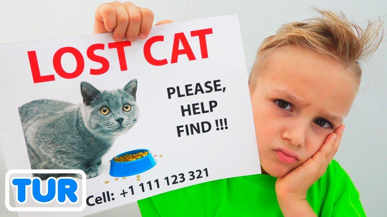 Download Vlad ve Nikita kedimizi kaybetti