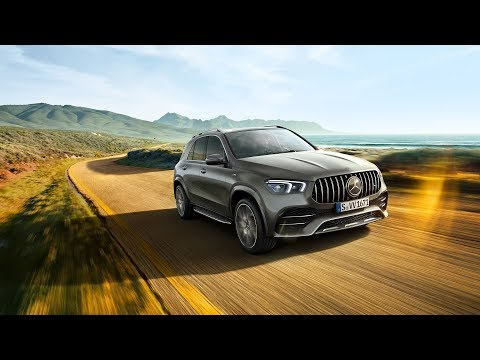 Mercedes Benz : AMG GLE 53 2020 (Please Subscribe)