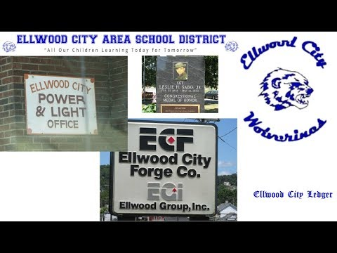 Welcome to Ellwood City!