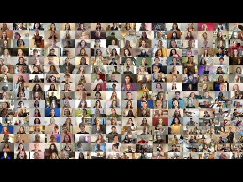 300 músicos de todo el mundo se unen para interpretar 'You'll never walk alone'