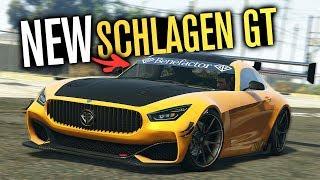 NEW Schlagen GT CUSTOMIZATION! | GTA 5 (Arena War)