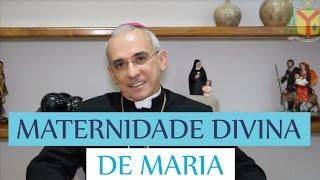 DOM HENRIQUE EXPLICA O DOGMA DA MATERNIDADE DIVINA DE MARIA