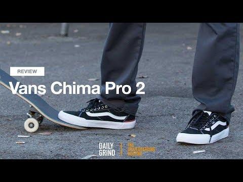 b32c828062144c REVIEW  Vans Chima Pro 2  Daily Grind Skateboard Magazine   데일리그라인드 스케이트보드  매거진