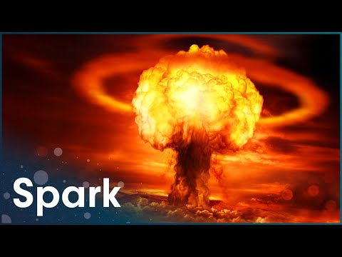 The Atomic Bomb And It's Story | Science Fiction | Spark