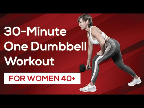 30-Minute 1 Dumbbell Workout