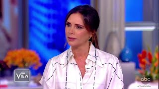 Victoria Beckham Calls David Beckham Her 'Soulmate' | The View