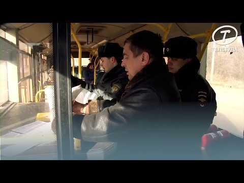 В Туле выявили 11 автобусов с серьезными неисправностями