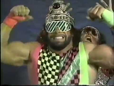 Macho King Randy Savage Promo On Dusty Rhodes Sapphire 04