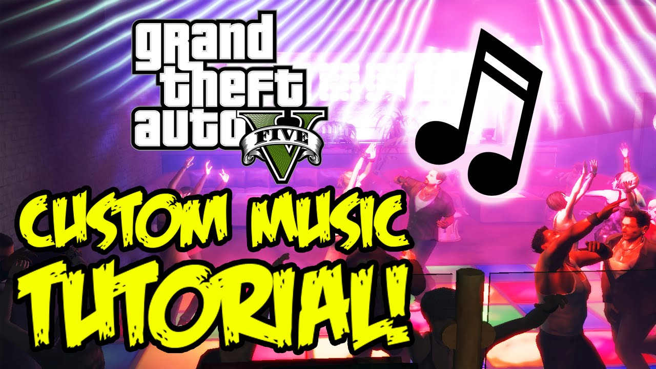How to add your music to GTA 5 PC's radio stations • Eurogamer net