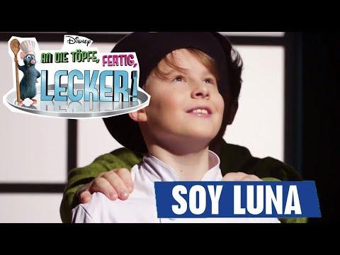 AN DIE TÖPFE, FERTIG, LECKER! - Kochen für Soy Luna | Disney Channel