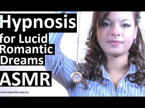 Hypnosis for Lucid Romantic Dreams - Female hypnotist Hour Long session #ASMR #Hypnosis #NLP